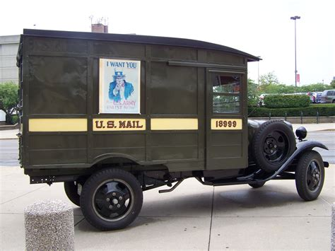 MAFCA   Gallery   Mail Trucks