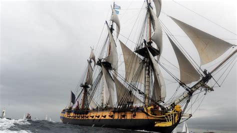 bateau hermione corse l hermione 224 bastia du 27 au 29 avril france 3 corse