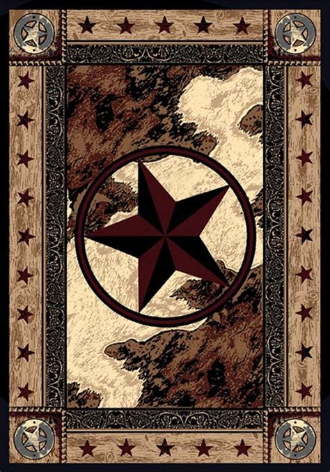 Ranger Hideout Area Rug Collection: Cabin Place