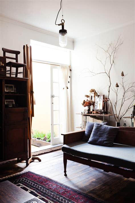 Deco Apartment Newcastle Desigrans Interior Style Rustic Style Vintage Winter