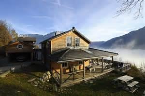 maison de montagne bansac architectes