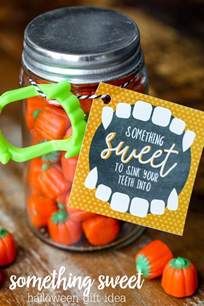 Simple Crafts For Halloween - something sweet gift idea lil luna