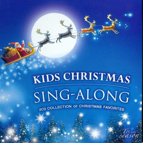 kids christmas sing  cd  artists mp buy full tracklist