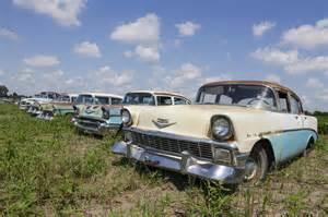 vintage chevy collection nebraska dealer time capsule