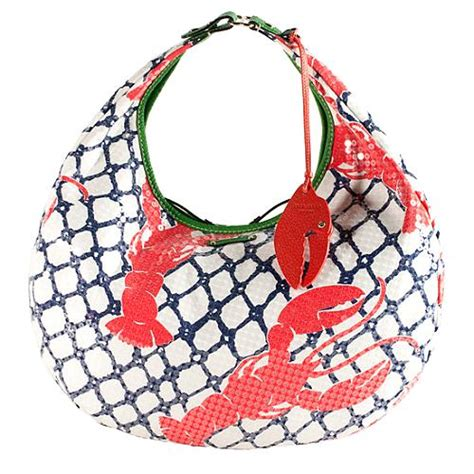 Purse Deal Kate Spade Cape Cod Lobster Bags by Kate Spade Cape Cod Connolly Lobster Hobo Handbag