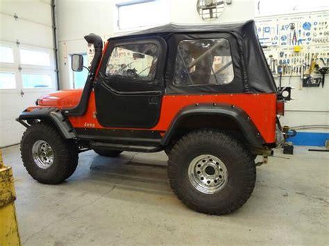 Jeep Stroker Sell Used 1983 Jeep Cj7 Chevy 383 Stroker Edelbrock