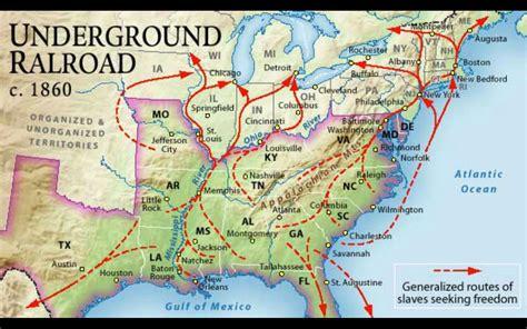 us map underground railroad codigos ocultos en los quilts the underground railroad 1