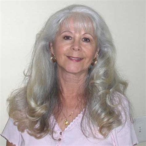 loner hair styles for a 55 yr old woman 20 best hair styles for older women long hairstyles