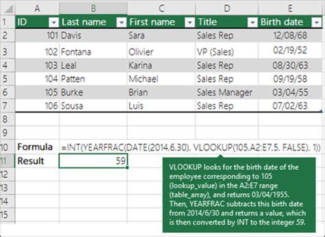 vlookup tutorial range lookup vlookup function office support
