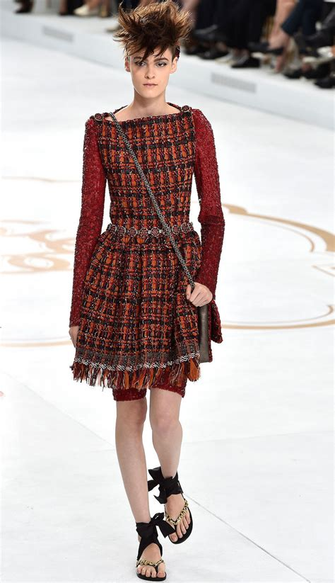 kendall jenner chanel haute couture runway paris fashion