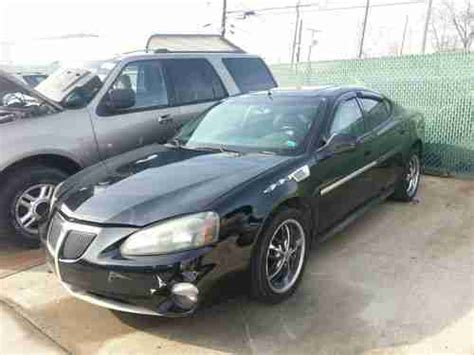 2004 Pontiac Grand Prix Gt For Sale by Buy Used 2004 Pontiac Grand Prix Gt No Reserve Bad