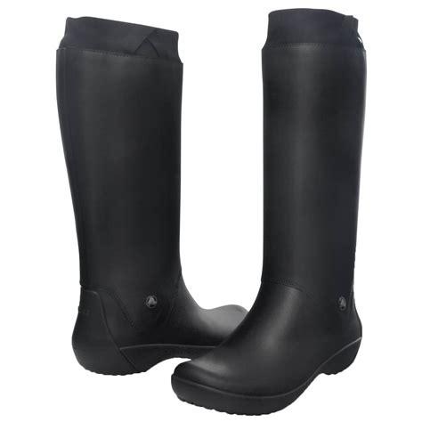buy crocs s floe boot rubber boots