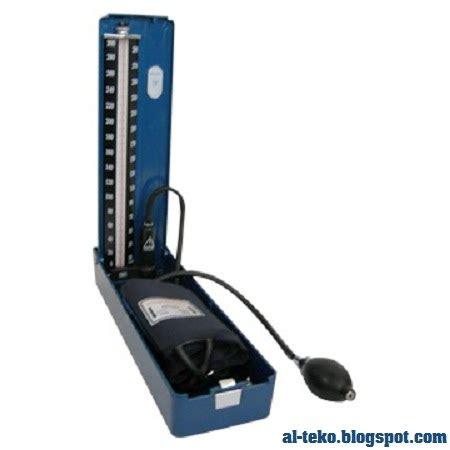 Alat Tensi Darah Riester cara kerja alat pengukur tekanan darah tensimeter
