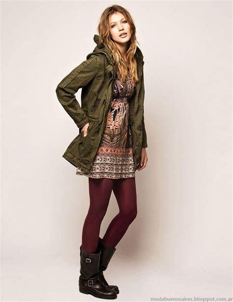 look de ropa mujer invierno moda urbana oto 209 o invierno 2015 cuesta blanca ropa de