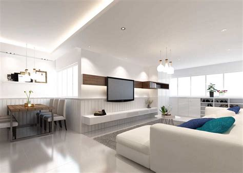 interior of a home choosing scandinavian interior design for your singapore