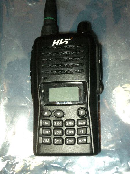 Ht Motorola Smp 818 Vhf Single Band hlt nadkai communication
