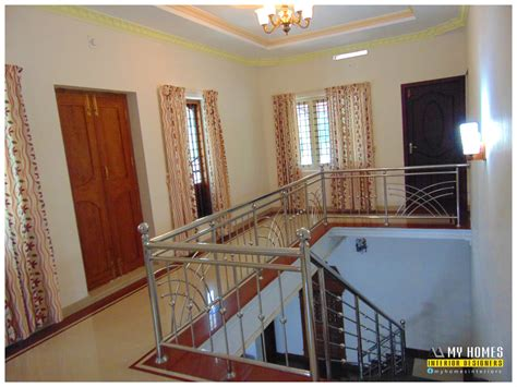 Thrissur Kerala Living Room Interiors Furniture Designing House Interior Design Pictures Kerala Stairs