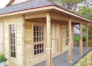 Building A Cabana Candian Bunkies