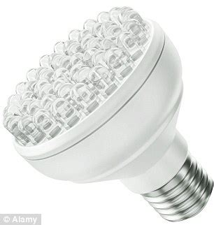 Led Light Bulb Lifespan One In Four Light Bulbs Don T Last As As Makers Claim Daily Mail