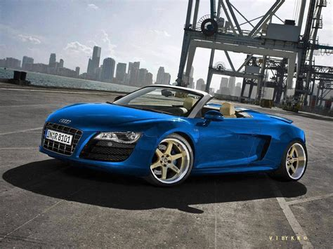 Audi R8 Convertible Black by Audi R8 Convertible Black Image 162