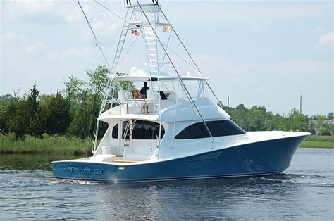 bayliss game boats viking yachts and alexseal work toward building a better