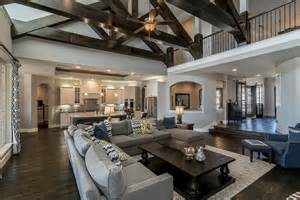 Open Concept Farmhouse Plan by 47 Beautiful Living Rooms Interior Design Pictures
