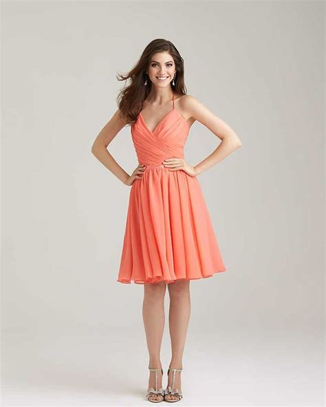 swing kleid chiffon 1000 images about bridesmaid dresses on