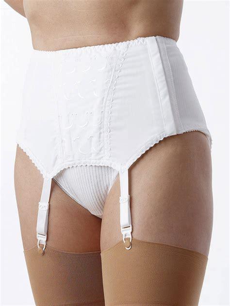 Girdles With Suspenders | light weight suspender belt girdle accessories carr