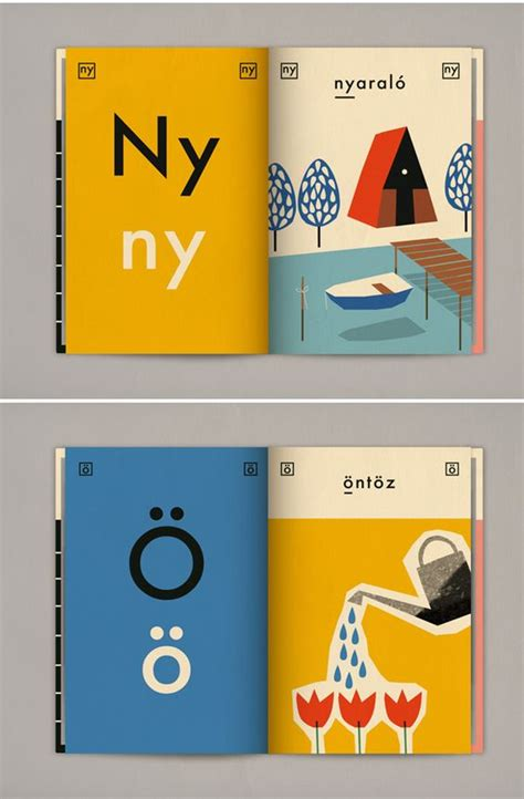 graphic design books for layout hungarian alphabet book by anna k 246 vecses daily gems