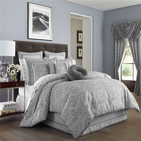 jcpenney queen comforter sets queen street caprice 4 pc comforter set jcpenney