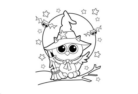 21 halloween coloring pages free printable word pdf