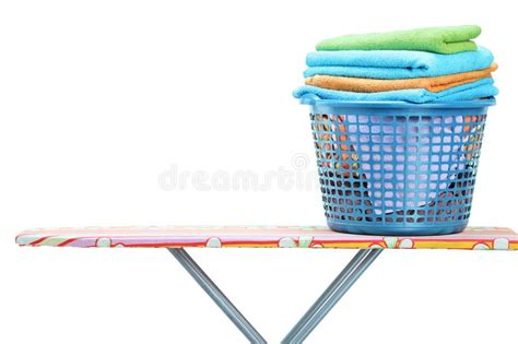 Rolling Laundry Hers Laundry Cart With Ironing Board The Best Cart