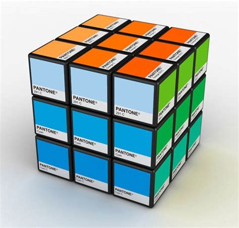 rubiks cube colors pantone rubik s cube color matching for nerds cubes and
