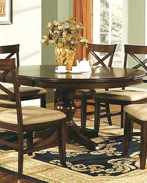 Winners Only Dining Table Winners Only Topaz Cherry Oval Dining Table Wo Dtc24866