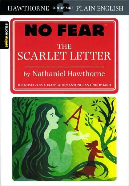 the scarlet letter no fear literature series by