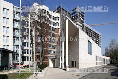 architekt herne st hospital herne architektur bildarchiv