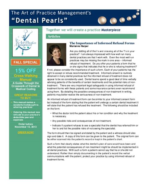 practice management archives the dental warrior a the art of practice management dental pearls october 2013