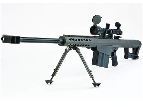 Barret 50 Bmg by M107 Vuurwapen