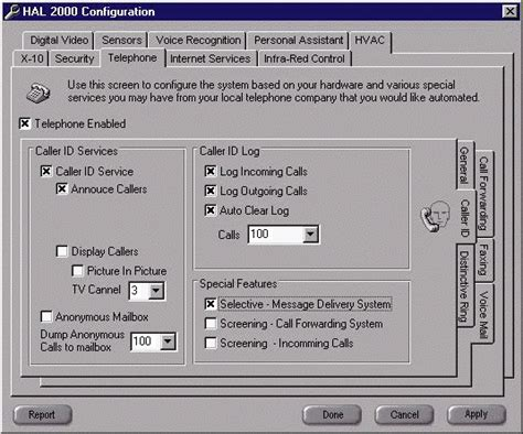 hal 2000 voice software