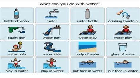 What Can You Do what can you do with water