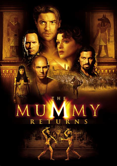 the mummy the mummy returns fanart fanart tv