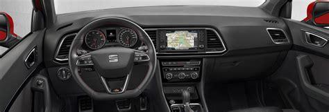 seat ateca interior seat ateca 2018 1 4t style in egypt new car prices specs