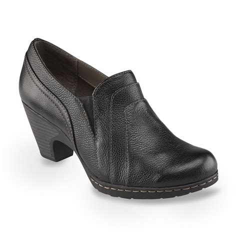 sears i love comfort shoes i love comfort women s celia black loafer shootie