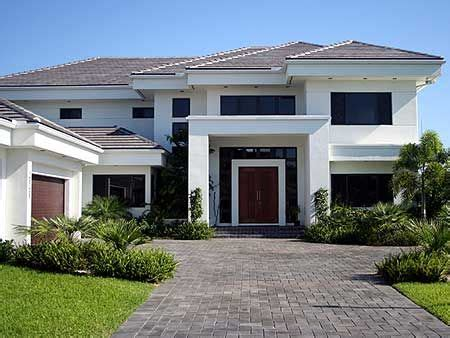 contemporary florida style home plans contemporary florida style home plan