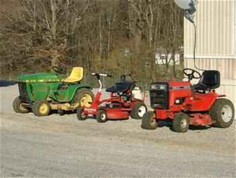Used Farm Tractors For Sale John Deere 212 And 2