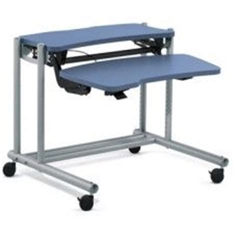 anthro sit stand desk we like this adjustable sit stand desk with brackets for