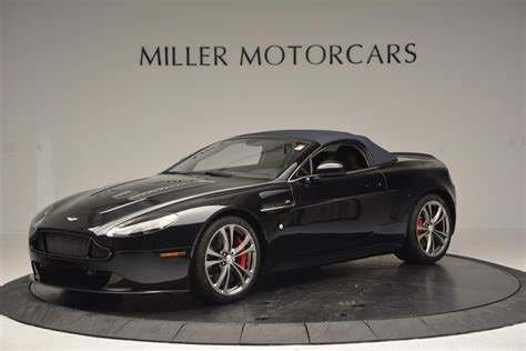 Aston Martin Connecticut by 2016 Aston Martin V12 Vantage S Roadster Stock A1165 For