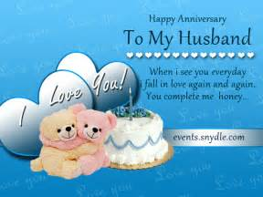 wedding anniversary cards for husband di light wedding anniversary cards