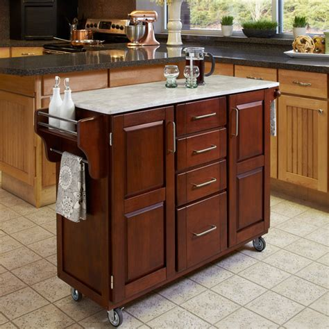 Portable Kitchen Island With Drop Leaf Contemporary Kitchen The Solution For Many