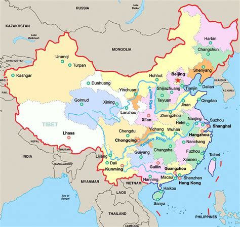 maps maps maps map of china junglekey cn 图片